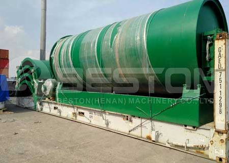 Exactly About Tire Recycling Pyrolysis Equipment Project