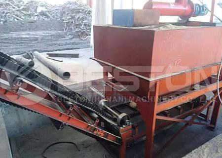 Some Details Of How Carbonization Machines Convert Wood Into Charcoal